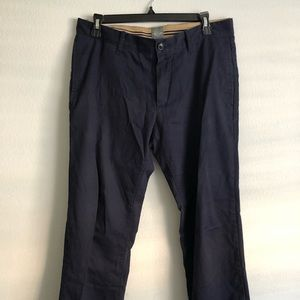 Gap Navy Slim Fit Chinos